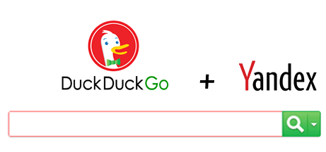 DuckDuckGo-yandex
